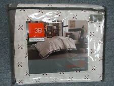 Studio 3B Asher Hipster Hotel Twin Size Duvet Cover brand new! Beautiful