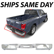 New NI1004147 Front Driver Side Bumper End for Nissan Titan 2004-2007