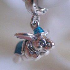 "Original Pandora Disney Anhänger 792124ENMX ""Fliegender Dumbo"" 925Sterlingsilber"