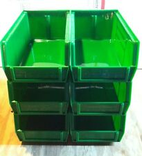 Lot of 6 Reloading Bins/ Replacement for Dillon 550/650 RCBS