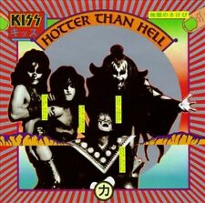 Hotter Than Hell [Limited] [Remaster] by Kiss (CD, Jul-1997, Mercury)