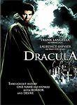 DRACULA rare Horror dvd FRANK LANGELLA Laurence Olivier 1980s Mint