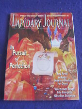 LAPIDARY JOURNAL - PURSUIT OF PERFECTION - March 1995 v 48 # 12