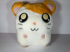 "10"" Hasbro Hamtaro Plush Stuffed Ham Ham Doll Hamster Mouse Kawaii Cute Toy 2002"