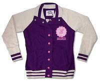 Depeche Mode Angel Girls Zip Black Track Jacket Sweatshirt S New Official Merch