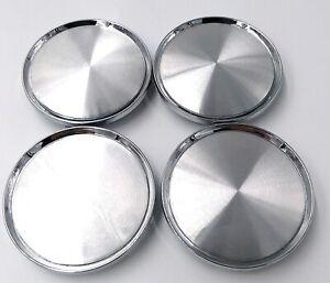 4x 75mm Car Alloy Wheel Center Hub Caps No Logo Compatible With Mercedes Benz