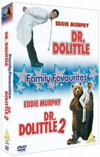 Dr Dolittle/Dr Dolittle 2 DVD (2012) Eddie Murphy ***NEW***