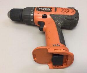 Ridgid 12V 3/8 in Cordless Drill Model R820011 Tool Only