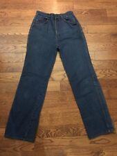 Vintage 70's High Waist/ Wide Leg Sportswear International Denim Jeans - 11/ 12