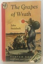 THE GRAPES OF WRATH by John Steinbeck - 1946 6th printing - GOOD