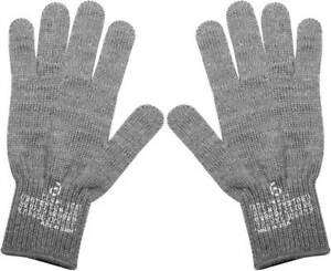 Official Military Stamped D-3A Wool/Nylon Flexor Glove Liners USA Made