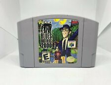 Blues Brothers 2000 N64 (Nintendo 64, 2000) Authentic, Cleaned & Working!