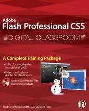 Flash Professional CS5 Digital Classroom, (Book and Video Training), AGI Creativ