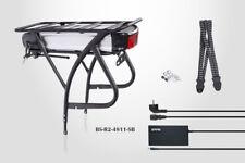 "E-Bike Gepäckträger Akku Kit, 26"" - 28"" Pedelec Umbausatz 48V 11Ah 528Wh"