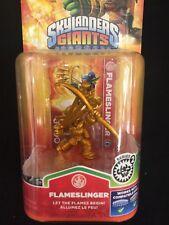 Skylanders GIANTS GOLD FLAMESLINGER SERIES 2 EXCLUSIVE Single Figure Pack NEW