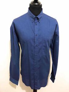 GIANNI VERSACE VINTAGE '80 Camicia Uomo Cotone Cotton Man Shirt Sz.XL - 52