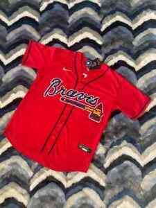 Freddie Freeman Atlanta Braves Jersey #5 In Blue Fast Shipping IN HAND