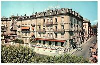 Hotel d'Angleterre Geneva Switzerland Postcard
