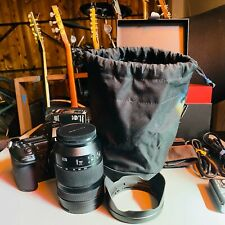 Panasonic LUMIX S1R 47.3MP Mirrorless Camera - Black (Kit with 24-105mm F4...