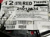 General Cable #12awg 19 Stranded THHN/THWN-2/MTW Building Wire Red /100ft