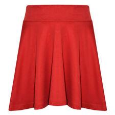Vêtements rouge décontractées pour fille de 5 à 6 ans