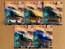 Hot Wheels PREMIUM Car Culture Street Tuners Real Riders