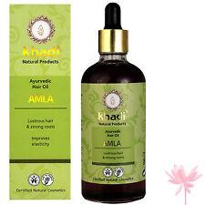 Khadi Herbal Amla Hair Oil 100ml FREE **P&P**