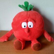 Peluche pomodoro vitamini coop goodness gang tomato plush soft toys naturotti