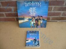 THE Wraith Soundtrack PROMO OST LP ROCK Album & DVD MOVIE FILM TURBO INTERCEPTOR