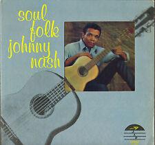 "JOHNNY NASH ""SOUL FOLK"" SOUL POP LP 1969 JAD 1006 POCHETTE 3D !"