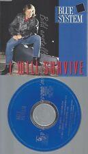 CD--BLUE SYSTEM--I WILL SURVIVE -BRANDNEW SURVIVAL MIX, -SINGLE