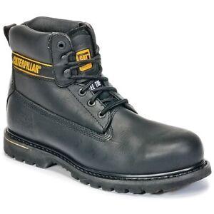 CATERPILLAR  HOLTON   Chaussures de sécurité  Taille du 40 Black