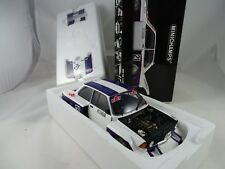 1:18 Minichamps #100772121 BMW 320i Team Hat R.peterson Drm 1977 #21 - Rarità
