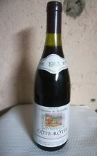 """Cote rotie """"La Bonsérine"""" 1983 S.E.A.R. Guigal Ampuis"""