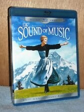 The Sound of Music (Blu-ray/DVD, 2010, 3-Disc Set, 45th Anniversary Edition)