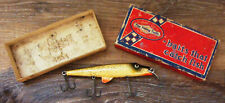 Vintage Shakespeare Egyptian Wobbler #6636 Fishing Lure in Unmarked Box!