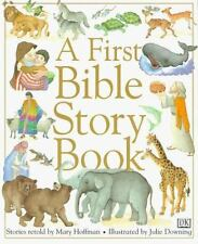 A First Bible Story Book by Mary Hoffman (1998, Hardcover)