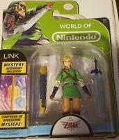 World Of Nintendo Skyward Sword Link Figure Legend Of Zelda