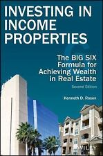 INVESTING IN INCOME PROPERTIES - ROSEN, KENNETH D. - NEW BOOK