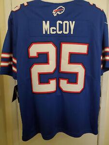 LeSean McCoy Nike NFL Buffalo Bills Untouchable Limited Color Rush Jersey Mens