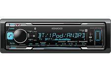 New Kenwood Car In Dash Bluetooth Audio MP3 USB iPod iPhone Receiver KMM-BT318U