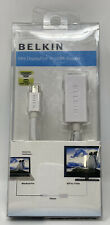 Belkin Mini DisplayPort to HDMI Adapter (White)