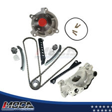 Timing Chain+Oil Pump+Water Pump Kit For Ford E&F-150-250-350 Series Truck 5.4L