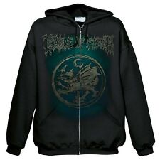 CRADLE OF FILTH - THE ORDER   HSW HOODIE ZIP GRÖßE/SIZE M NEU