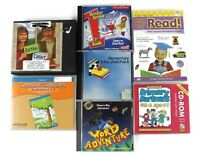 Learn to Read Lot of 13 Discs Reader Rabbit 1st Grade,Primary Partners,Pc,DVD