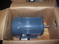 NEW US MOTORS 3 HP ELECTRIC AC MOTOR 208-230/460 VAC 3525 RPM 182T FRAME 3 PHASE
