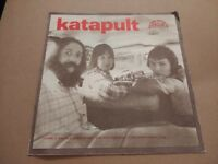 """KATAPULT * KATAPULT / BLUES * 7"""" SINGLE EXCELLENT P/S 1978 SUPRAPHON"""