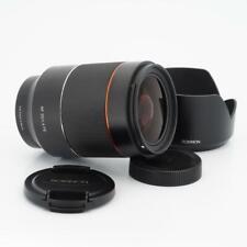 Rokinon AF 35mm F/1.4 FE Lens for Sony E-Mount