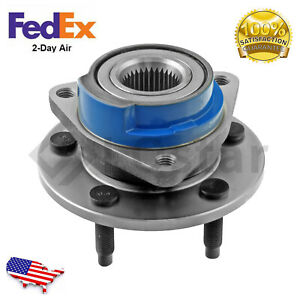For Buick Regal Chevy Impala Front Wheel Hub Bearing Assembly w/o ABS FWD