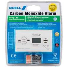 NEW Quell PD04 Carbon Monoxide Digital Display Alarm By Anaconda